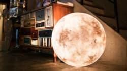 VIDÉO - La lune à