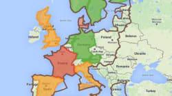 INFOGRAPHIE - Les pays d'Europe qui font rêver les réfugiés et ceux qu'ils préfèrent
