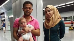Réfugié syrien, j'ai risqué ma vie pour rejoindre l'Europe afin que ma famille soit en