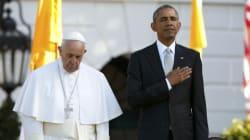 Papa Francesco porta il grido dei poveri alla Casa