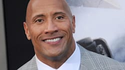 The Rock's Instagram Photo Proves He's The Sweetest