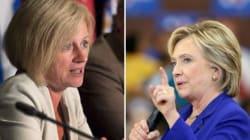 Premier Rachel Notley Says She And Clinton Share Views On Keystone