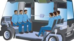 La voiture autonome WEpod va circuler aux Pays-Bas