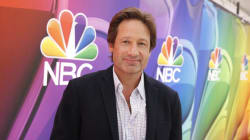 David Duchovny's Kids Are The Spitting Image Of
