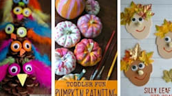 18 Fun Kids' Crafts To Welcome
