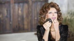 À 81 ans, Sophia Loren est toujours égérie