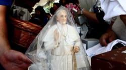 1000 dollars pour voir le Pape à Central