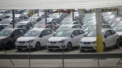 Seat, filiale de Volkswagen, a équipé 500.000 voitures avec des moteurs