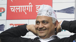 Somnath Bharti Is Behaving Like A 'Professional Criminal', Says Delhi