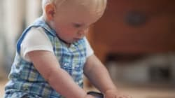 Babies And iPads Might Not Be Such A Great Combination After
