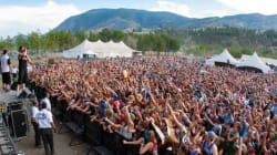 Music Festival Bailout Leaves B.C. Taxpayers With $180,000