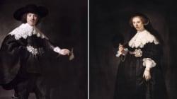 Paris et Amsterdam vont acheter ensemble ces Rembrandt pour 160 millions