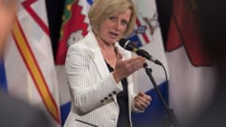 Alberta Premier Hopes For A 'Drama-Free'