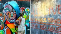 Vandalism Of 'Black Trans Lives Matter' Mural Shocks