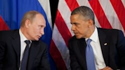 Obama And Putin: More Awkward Moments, Few Syria