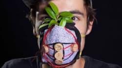 Pourquoi vous allez voir de drôles de masques anti-pollution sur les réseaux
