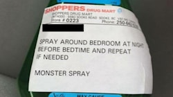 B.C. Pharmacy's Monster Spray Keeps The Bad Guys