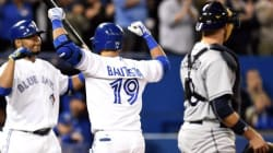 Jays' Victory Moves Them One Step Closer To