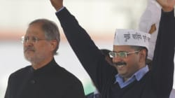 Guess Who Is Supporting Najeeb Jung As BJP Demands His Removal? Arvind