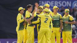 Australian Cricket Team's Bangladesh Tour Departure