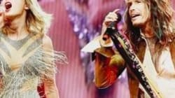 Taylor Swift And Steven Tyler Sing 'I Don't Want To Miss A