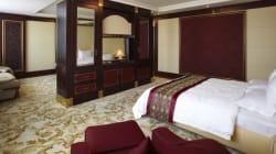 Dormire nel letto di un hotel è più riposante. E c'è un