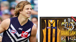 Nat Fyfe Wins Brownlow... But AFL Told Us It Was Someone