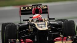 Formule 1: Renault passe la première pour le rachat de