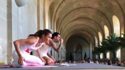 Yoga à cœur ouvert au Château de
