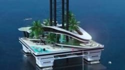 You Never Thought You Needed A Mobile Private Island... Until