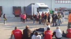 La Cgil contro chi sciopera: