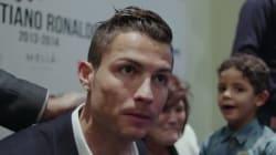 La bande-annonce du film sur la vie de Cristiano Ronaldo