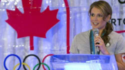 Olympian Picks Her Baby's Name From Twitter