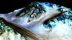 NASA Finds Water On Mars, An Essential Element To Sustain Life As We Know