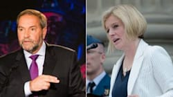 Notley May Stray From Mulcair's Proposed Cap-And-Trade