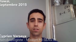 VIDÉO - Le journal de bord d'un Français bloqué sur Mars (ou