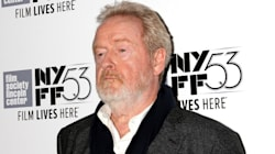 Ridley Scott Says He Knew About Water On Mars 'Months