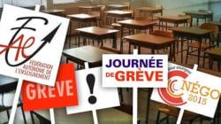 Pas d'école pour 70 000 élèves de la Montérégie le 28