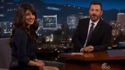 WATCH: Jimmy Kimmel Finds Priyanka Chopra's Taste In Men