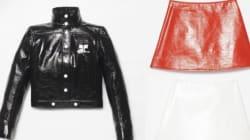 Fashion Week: Des mini, du blanc et du vinyle... Courrèges est de