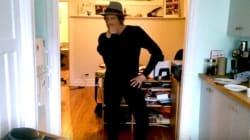 Jean Leloup danse pour vous!