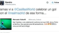 La elegante respuesta de Casillas a este tuit de un exconcursante de 'La