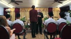 Stromae s'est marié (avec