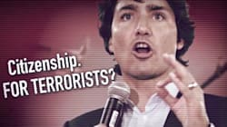 Trudeau Saw This Attack Ad