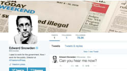 エドワード・スノーデンがTwitter開始 アカウント開設で何が変わる?