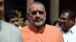 No Upper Caste Person Can Become Bihar Chief Minister: Giriraj