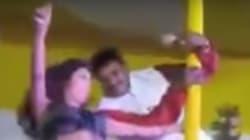 Will JDU Leader's Viral Pole-Dance Video Give Nitish A