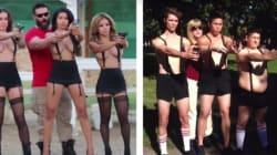 Elle parodie Dan Bilzerian, le célèbre macho d'Instagram