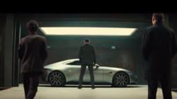 Le nouveau James Bond a coûté très cher en voitures