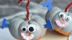 Painted Pumpkin Ideas Your Kids Will Love This